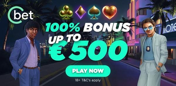 Crypto Casino cBet free bonus