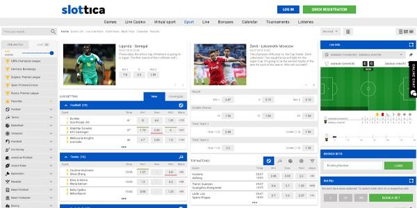 Sportsbook Online Casino