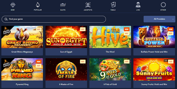 Play free games and win real cash