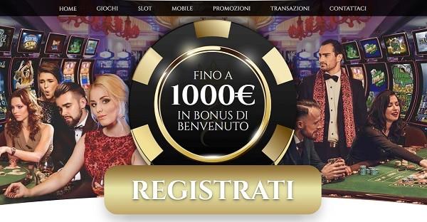 vogliadivincere.it welcome bonus, free spins, gratis money