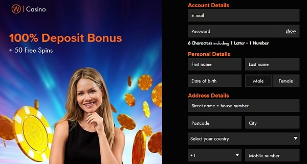 Join CasinoWinner.com and play for free!