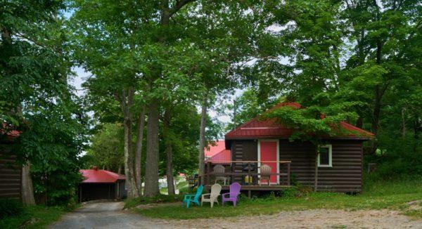 Cottages at Viamede Resort