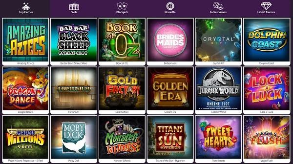 Mummys Gold Online Casino - slots, video games, roulette, blackjack, scratch cards, video poker