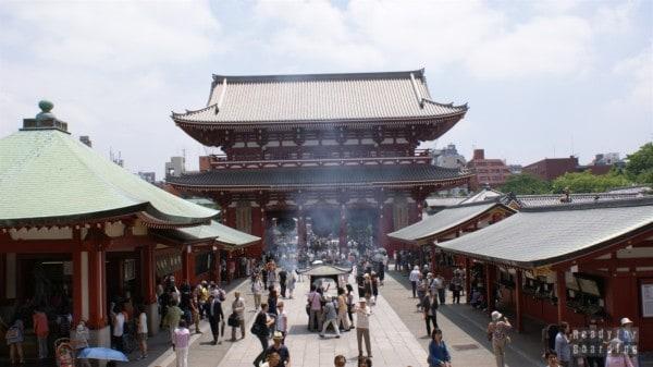Tokio Japonia - Assakusa