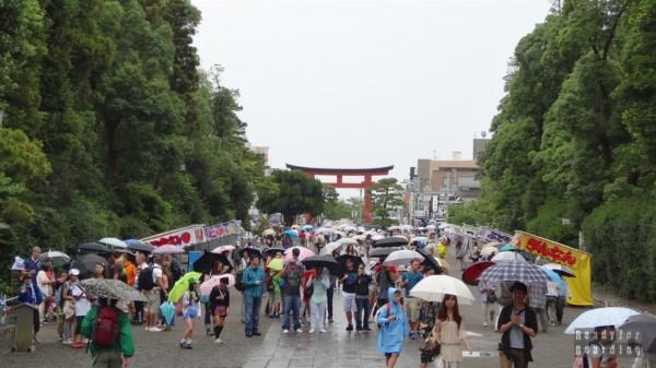 Kamakura - Tsurugaoka Hachimangu