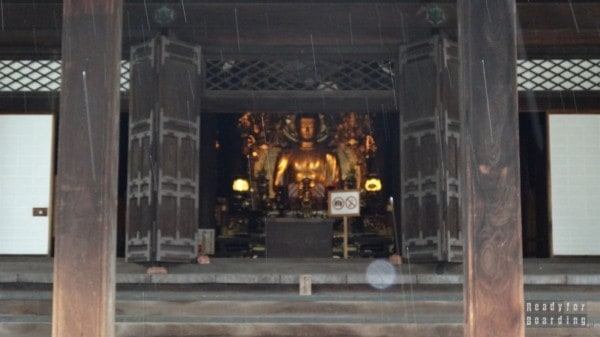 Kioto - Nanzenji Temple