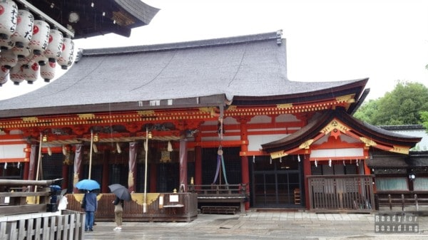 Kioto - Yasaka Shrine