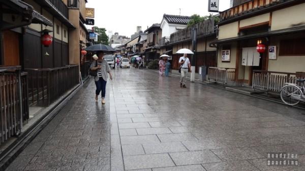 Kioto - Higashiyama District