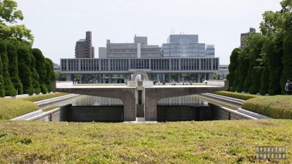 Muzeum pamięci (Peace Memorial Museum) - Peace Memorial Park, Hiroszima