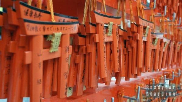 Kioto - Fushimi Inari Shrine
