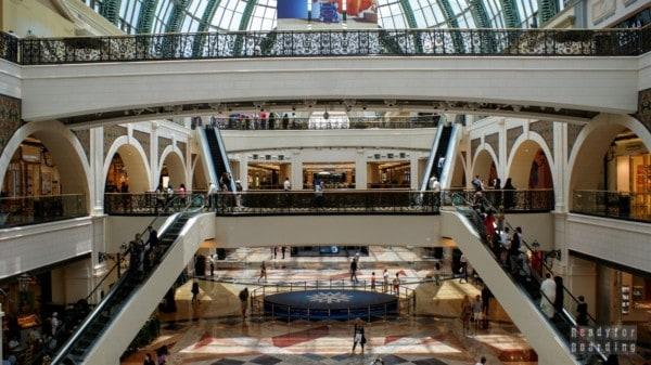 The Dubai Mall, centrum handlowe w Dubaju