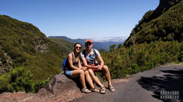 droga do lewad - Madera