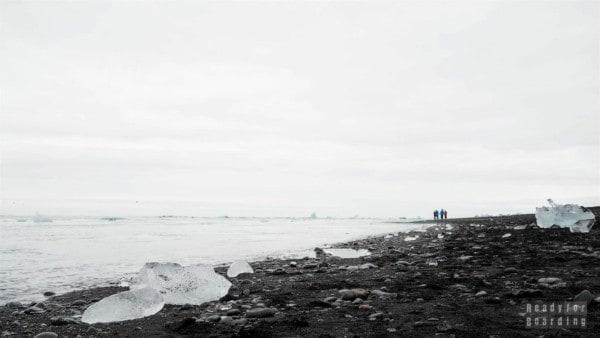 Jökulsárlón, Park Narodowy Vatnajökull - Islandia