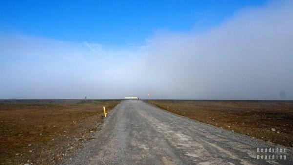 Islandia północna - Droga do Myvatn