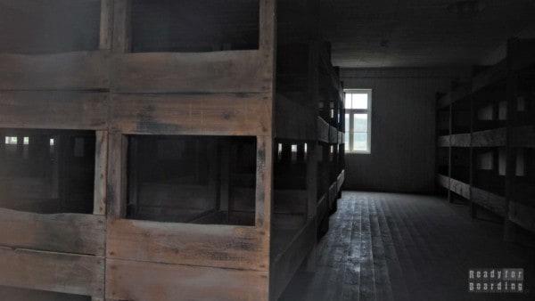 Zrekonstruowane baraki, Gross-Rosen