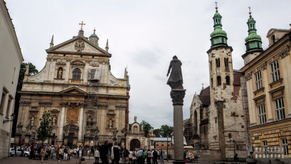 Plac Św. Marii Magdaleny, Kraków