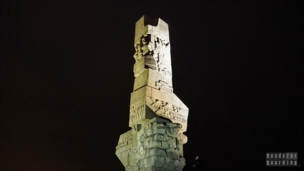 Westerplatte, Gdańsk
