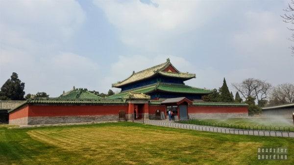 Pawilon Zabijania Zwierząt, Świątynia Nieba, Pekin