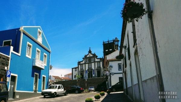 Igreja de Nossa Senhora da Estrela, Ribeira Grande - Azory