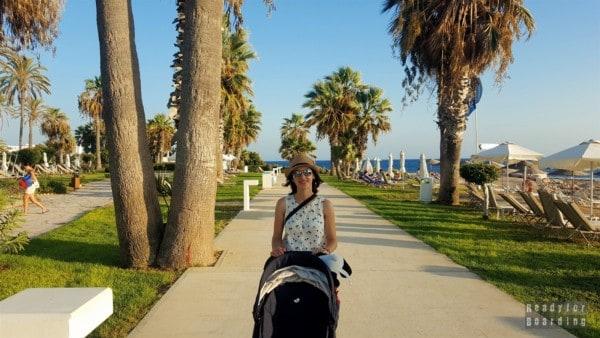 Promenada, Pafos - Cypr