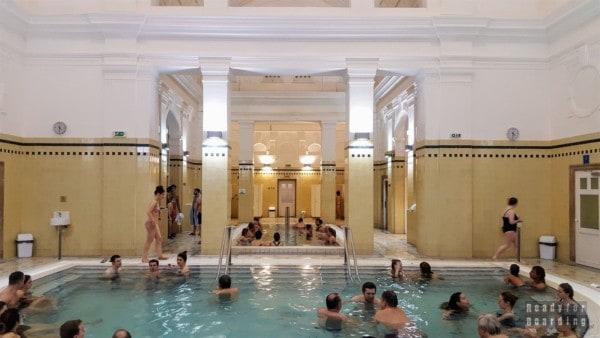 Termy Széchenyi gyógyfürdő, Budapeszt - Węgry