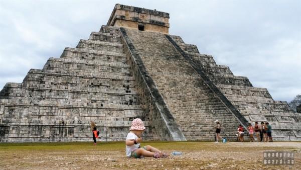 El Castillo, Chichén Itzá - Meksyk