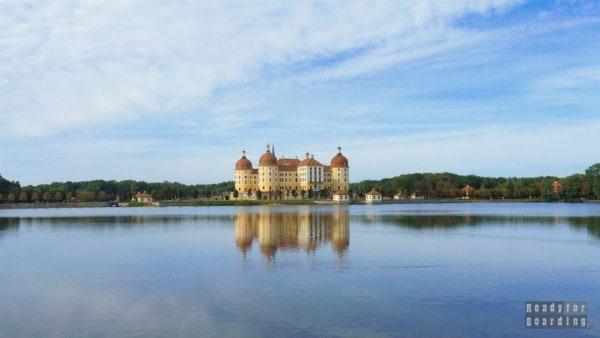 Pałac Moritzburg, Niemcy