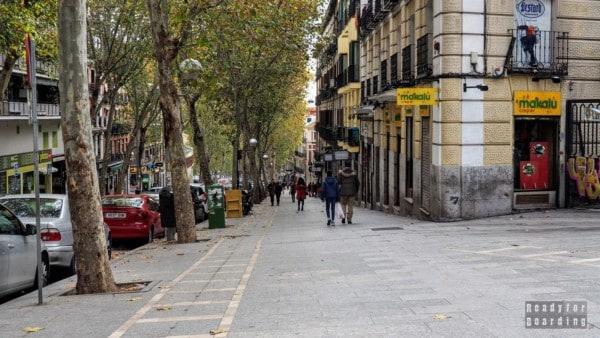 El Rastro, Madryt - Hiszpania