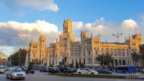 Palacio de Comunicaciones, Madryt - Hiszpania