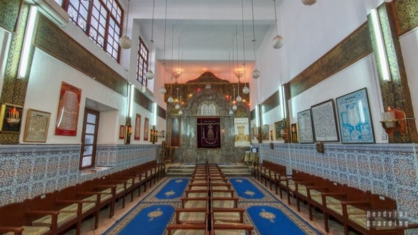 Synagoga Salat Al Azama w Marrakeszu, Maroko