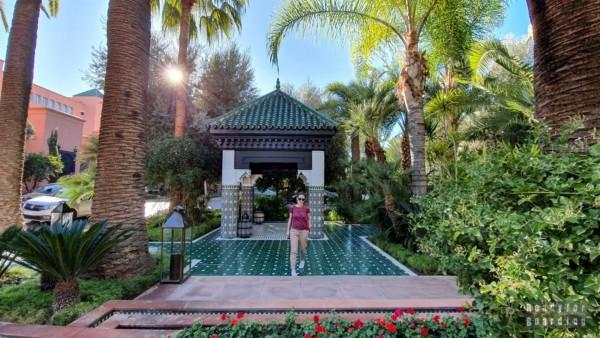 La Mamounia, Marrakeszu