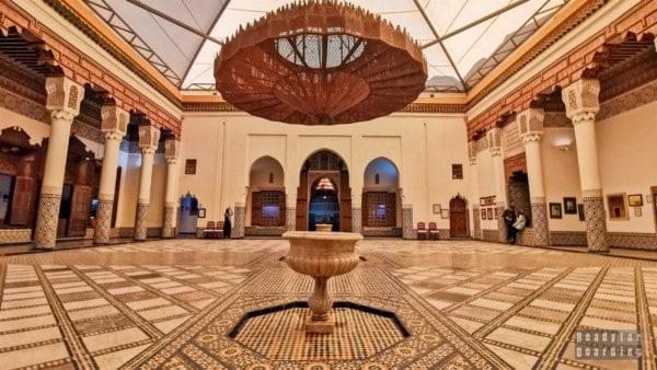 Muzeum Marrakeszu, Maroko