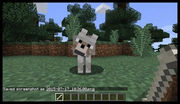 More Minecraft Writing Prompts - Visual Prompting.