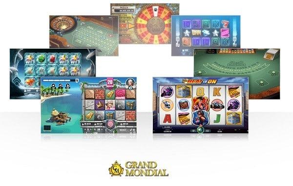 Grand Mondial free games