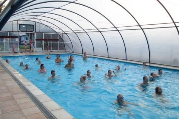 Camping met zwembad Wittelterbrug Diever