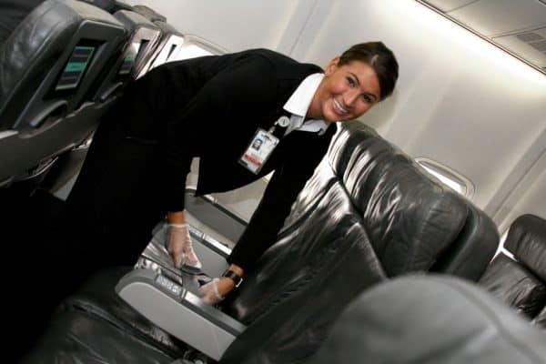 best airlines for families, WestJet Flight Attendant, flying westjet with a baby