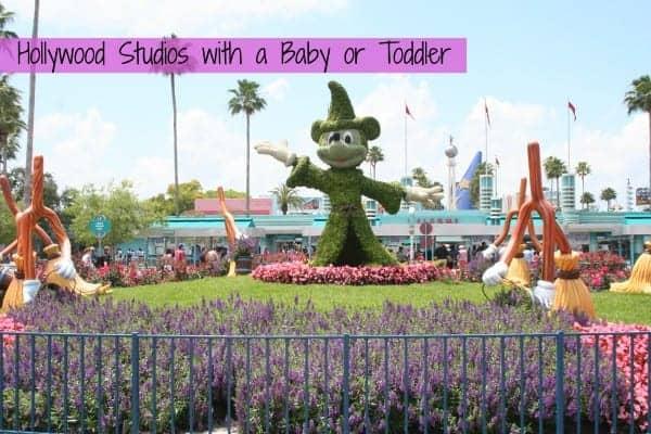 hollywood studios, hollywood studios with a baby, hollywood studios with a toddler, hollywood studios with baby, disney with a baby