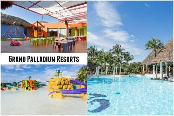 Best Resorts for babies, best resorts for toddlers, resorts for babies, resorts for toddlers, grand palladium with baby, baby resorts