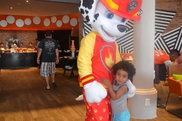 nickelodeon punta cana review, nickelodeon resort review, punta cana with kids, paw patrol resort
