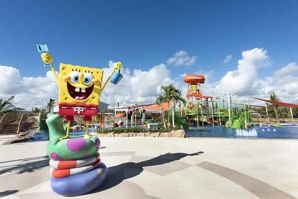 nickelodeon punta cana review, punta cana resort for kids, sponge bob resort, punta cana for babies