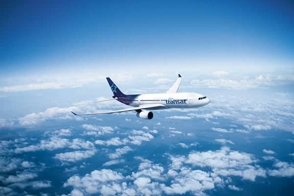 best airlines for families, air transat with baby