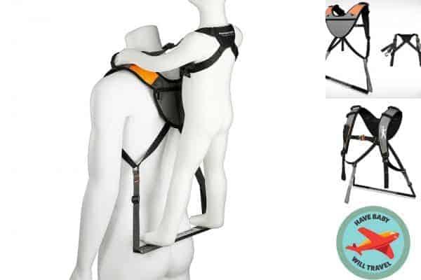 stroller alternative, toddler carrier, toddler backpack, stroller alternative for travel, toddler carrier for travel