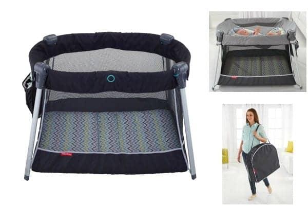 baby travel bed, travel crib, travel cot, portable crib