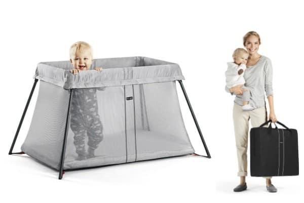 baby travel bed, baby bjorn travel crib
