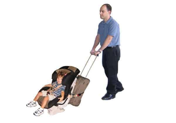 car seat travel bag, car seat travel accessories, travel car seat, car seat travel accessory