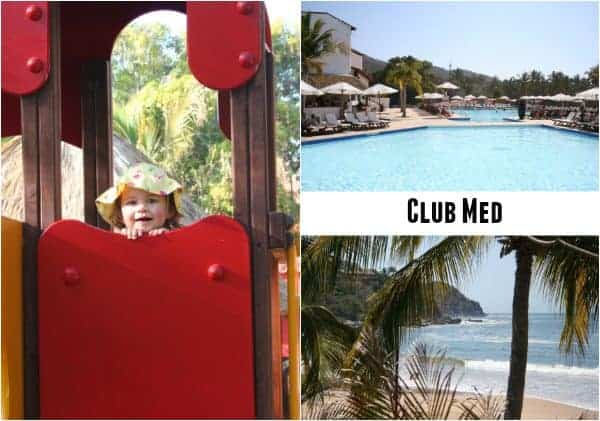 Best Resorts for Babies, best resorts for toddlers, best resorts for babies and toddlers, club med, club med with baby