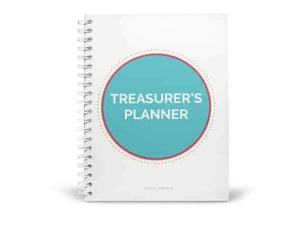 PTA/PTO Treasurer's Planner