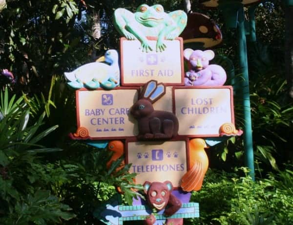 animal kingdom, baby care center, disney's animal kingdom, animal kingdom baby care center