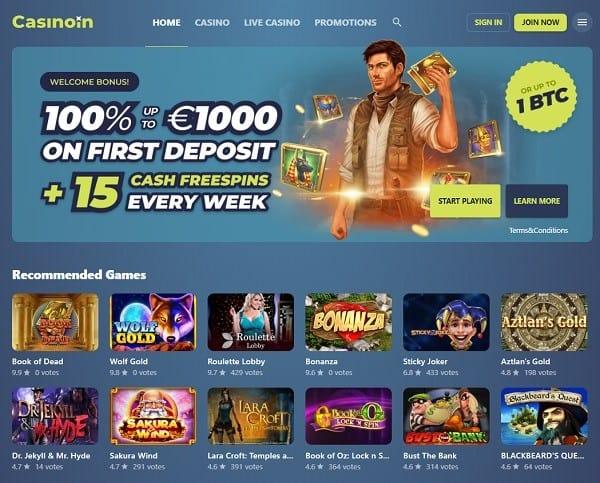 Bitcoin Casino Online Full Review