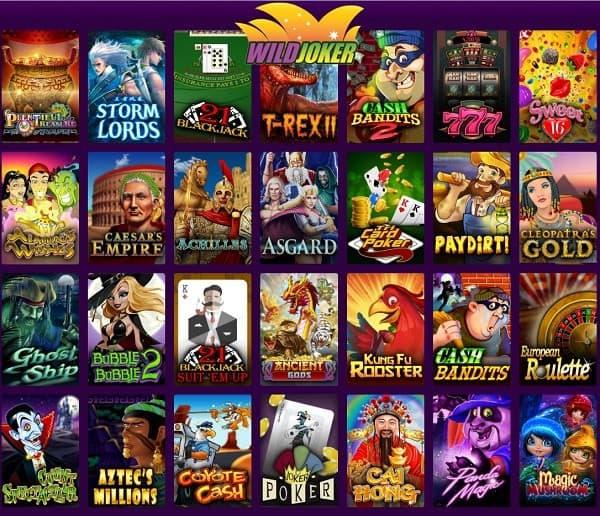 Wild Joker Casino free online pokies